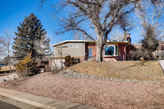 935 W Berry Avenue, Littleton, CO 80120 (MLS #5522373) :: 8z Real Estate