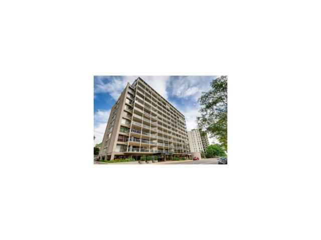 888 N Logan Street 8D, Denver, CO 80203 (MLS #5522382) :: 8z Real Estate