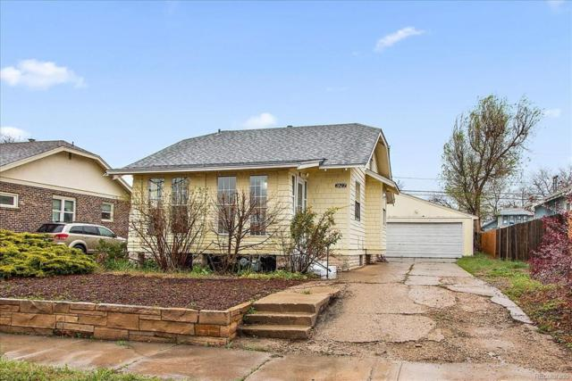 1612 Tamarac Street, Denver, CO 80220 (MLS #5522888) :: 8z Real Estate