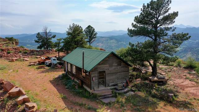 2463 Steamboat Valley Road, Lyons, CO 80540 (MLS #5522890) :: Clare Day with Keller Williams Advantage Realty LLC