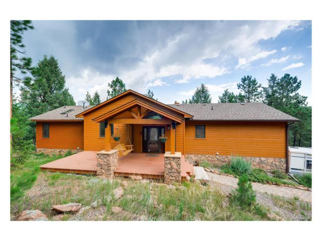 502 Private Road 1034, Bailey, CO 80421 (MLS #5523174) :: 8z Real Estate