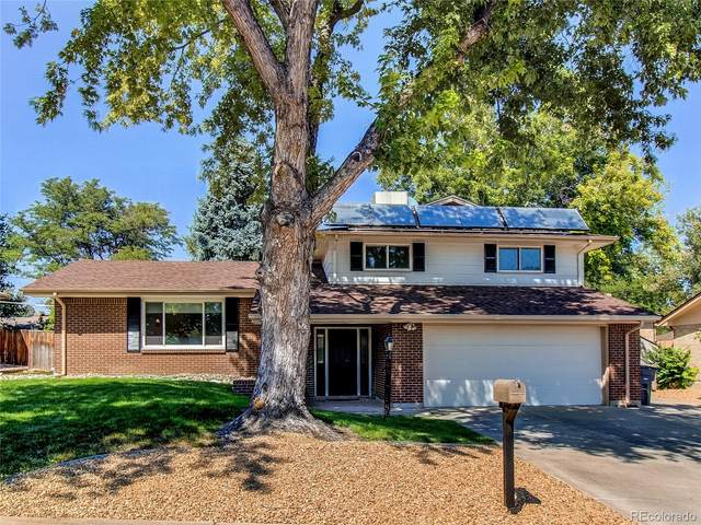 8321 W 70th Avenue, Arvada, CO 80004 (#5523285) :: The DeGrood Team