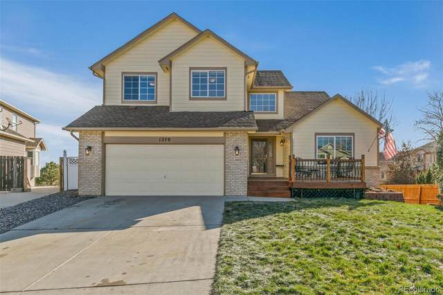 1270 Elmwood Court, Broomfield, CO 80020 (#5523287) :: Peak Properties Group