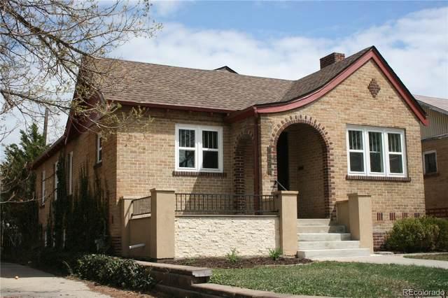 1446 Dahlia Street, Denver, CO 80220 (#5523339) :: The Harling Team @ HomeSmart