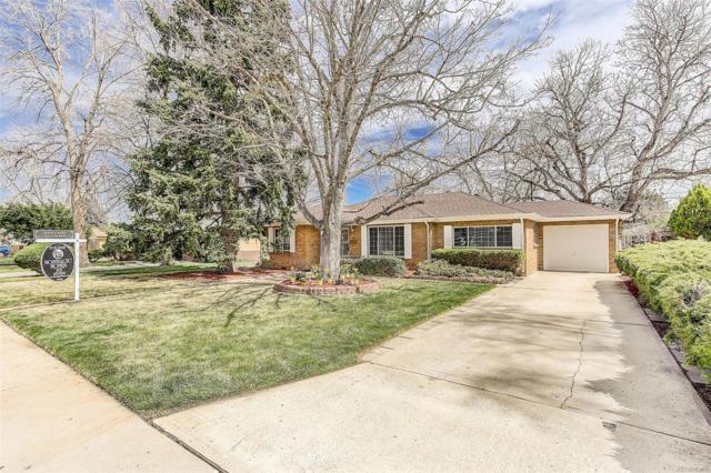 3880 Newland Street, Wheat Ridge, CO 80033 (#5523577) :: House Hunters Colorado