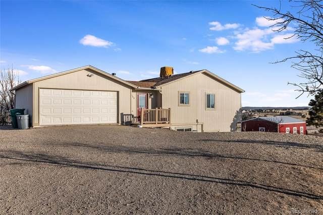 3050 Wildrose Circle, Parker, CO 80138 (#5523836) :: The Dixon Group