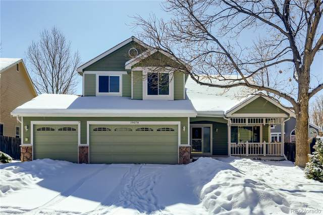 19078 E Hickock Drive, Parker, CO 80134 (#5524151) :: The Gilbert Group