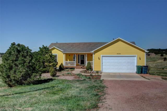 16280 Northcliff Place, Elbert, CO 80106 (#5524506) :: The Griffith Home Team