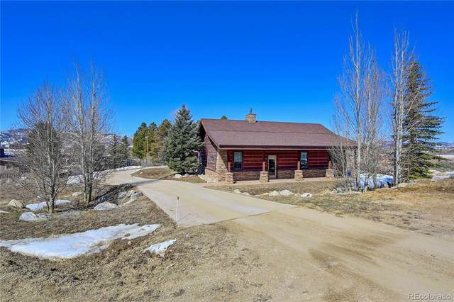 41 County Road 8941, Granby, CO 80446 (#5524811) :: The HomeSmiths Team - Keller Williams