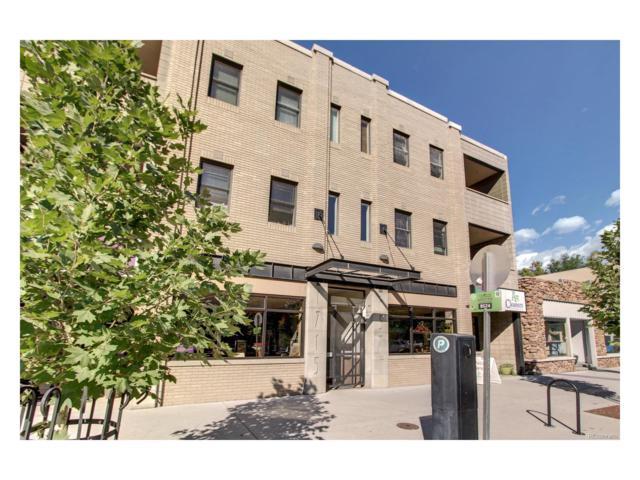 1715 15th Street #4, Boulder, CO 80302 (MLS #5524970) :: 8z Real Estate