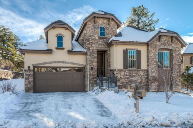 6849 Northstar Circle, Castle Rock, CO 80108 (#5525030) :: The Griffith Home Team