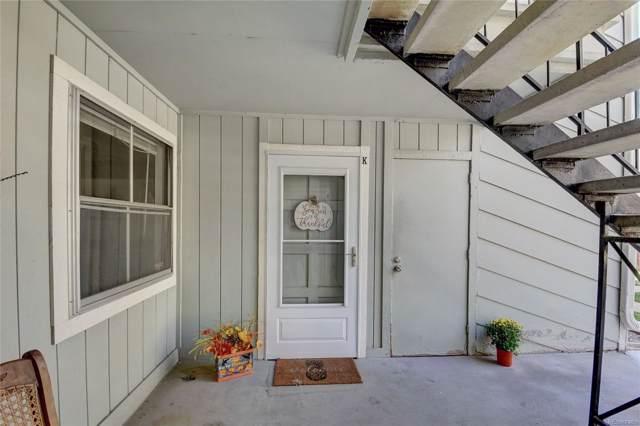 2215 E Geddes Avenue K08, Centennial, CO 80122 (MLS #5525038) :: 8z Real Estate