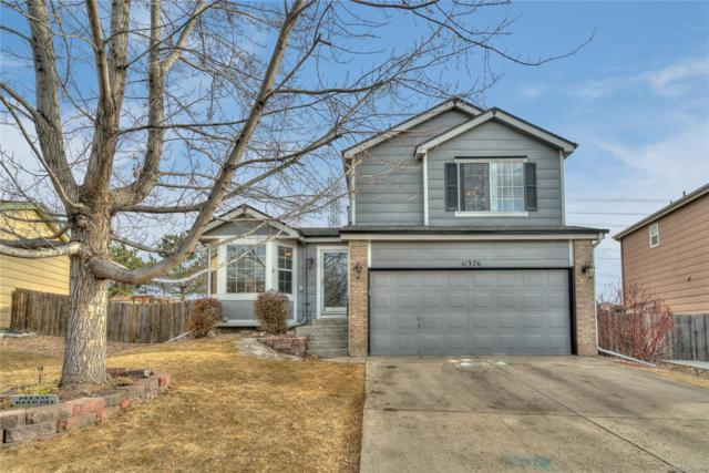 11376 Rodeo Circle, Parker, CO 80138 (#5525139) :: Compass Colorado Realty