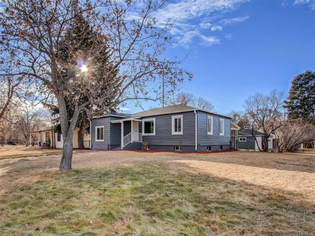 1901 S Adams Street, Denver, CO 80210 (#5525214) :: The Galo Garrido Group