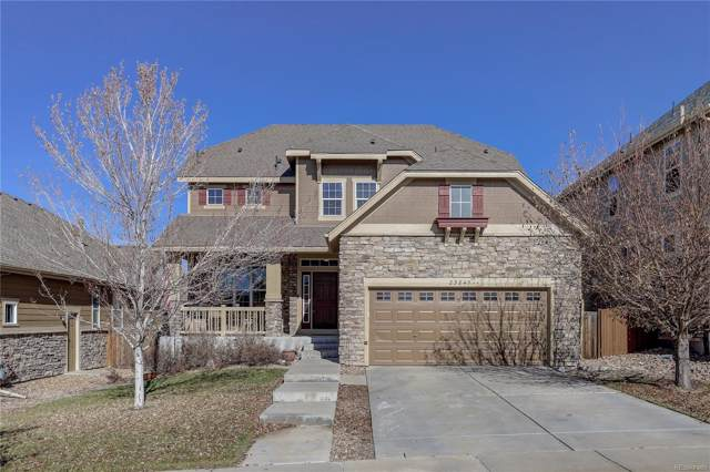 23845 E Powers Drive, Aurora, CO 80016 (#5525386) :: The Peak Properties Group
