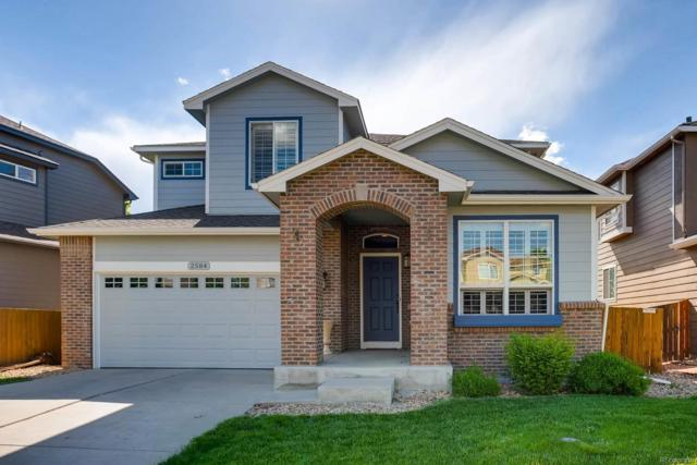 2584 Lilac Circle, Erie, CO 80516 (#5525568) :: The DeGrood Team