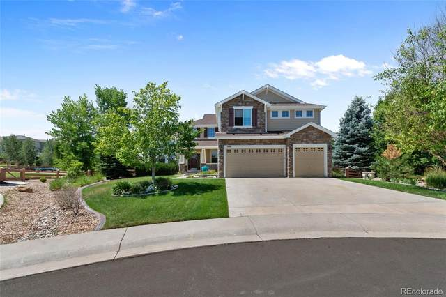 5970 Longhorn Place, Parker, CO 80134 (#5525601) :: The Margolis Team