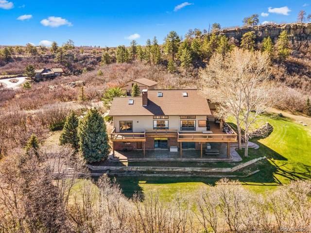 836 Valley Road, Littleton, CO 80124 (#5525630) :: Wisdom Real Estate