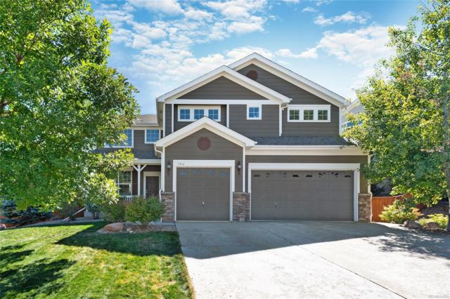 7414 Halite Court, Castle Rock, CO 80108 (#5526286) :: The Griffith Home Team