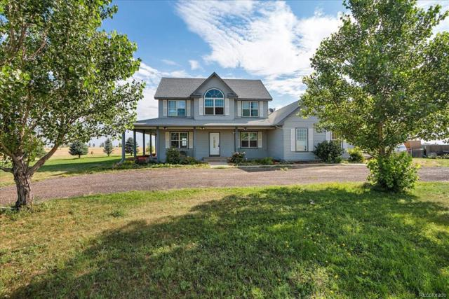 10550 Tumbull Weed Court, Bennett, CO 80102 (#5526514) :: Compass Colorado Realty