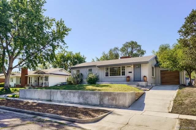 2327 Mount Vernon Street, Colorado Springs, CO 80909 (MLS #5526578) :: Keller Williams Realty