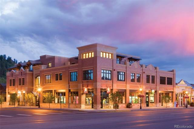 601 Lincoln Avenue R-1B, Steamboat Springs, CO 80487 (#5526701) :: The DeGrood Team