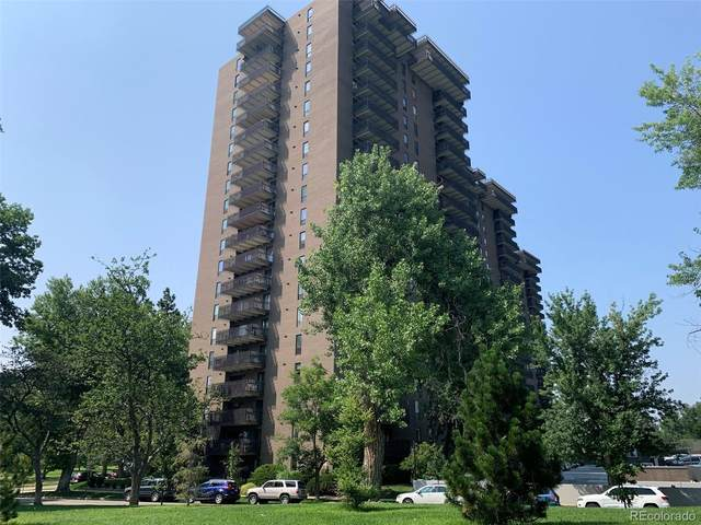 480 S Marion Parkway #305, Denver, CO 80209 (#5526720) :: THE SIMPLE LIFE, Brokered by eXp Realty