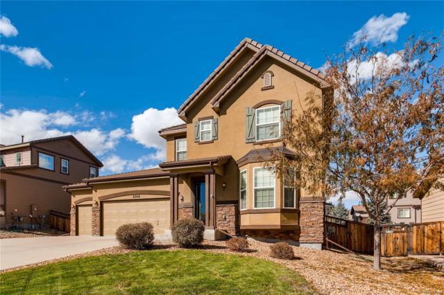 8308 El Jebel Loop, Castle Rock, CO 80108 (#5526876) :: Bring Home Denver