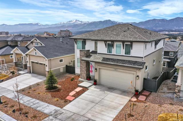 11565 Spectacular Bid Circle, Colorado Springs, CO 80921 (#5526938) :: Compass Colorado Realty