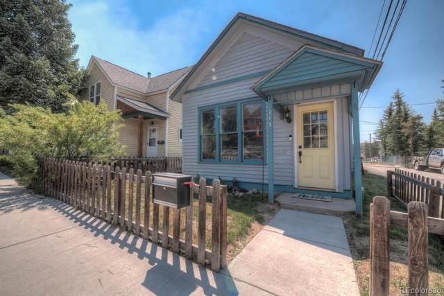 113 E 9th Street, Leadville, CO 80461 (#5527599) :: Kimberly Austin Properties