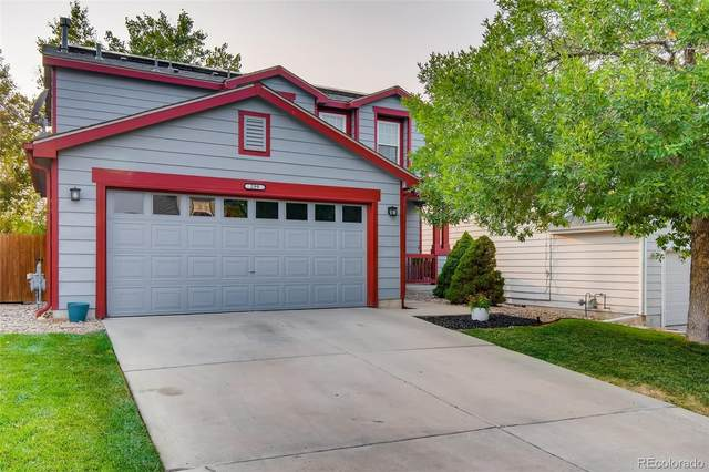 299 Bighorn Terrace, Fort Lupton, CO 80621 (MLS #5527649) :: Kittle Real Estate