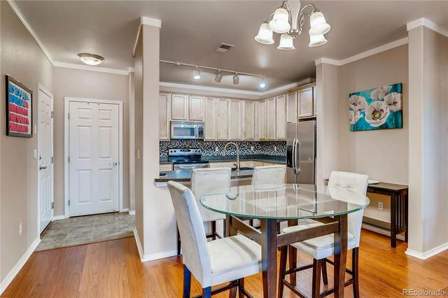 8467 Canyon Rim Circle #308, Englewood, CO 80112 (#5528092) :: Kimberly Austin Properties