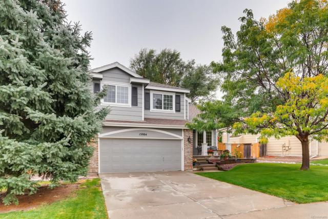 15984 Rock Crystal Drive, Parker, CO 80134 (#5528426) :: The Galo Garrido Group