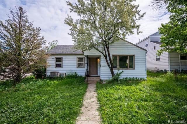 2201 Illinois Street, Golden, CO 80401 (MLS #5528525) :: 8z Real Estate