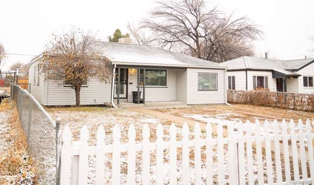 1917 Iola Street, Aurora, CO 80010 (MLS #5528544) :: Colorado Real Estate : The Space Agency