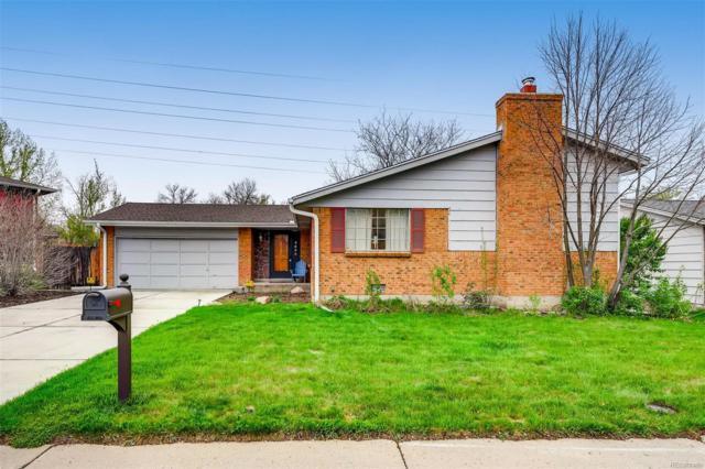 4630 E Fair Place, Centennial, CO 80121 (MLS #5528604) :: 8z Real Estate