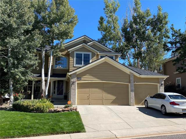 8040 Lodgepole Trail Trail, Lone Tree, CO 80124 (#5528816) :: The DeGrood Team
