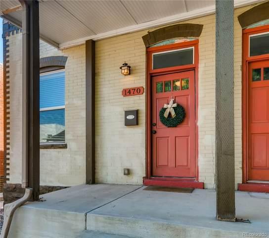 1470 Julian Street, Denver, CO 80204 (#5529015) :: The Artisan Group at Keller Williams Premier Realty