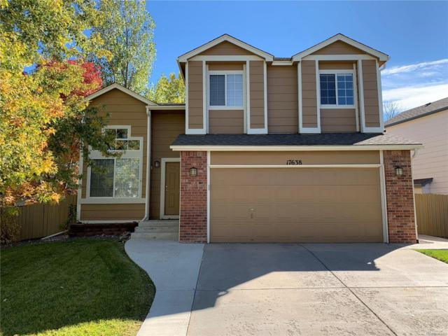 17638 Hoyt Place, Parker, CO 80134 (#5529090) :: Bring Home Denver