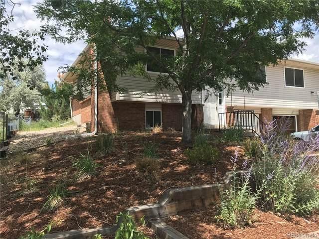909 South Street, Castle Rock, CO 80104 (#5529193) :: Wisdom Real Estate