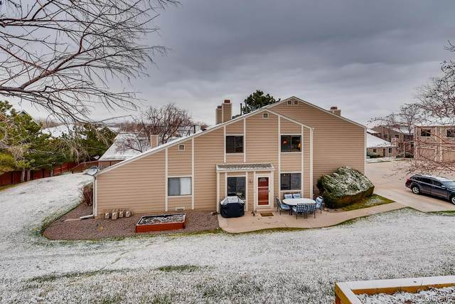18328 W 58th Place #82, Golden, CO 80403 (#5529419) :: Mile High Luxury Real Estate