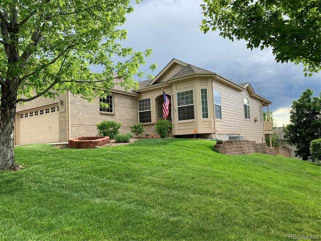 9135 Woodland Drive, Highlands Ranch, CO 80126 (#5529694) :: Colorado Home Finder Realty