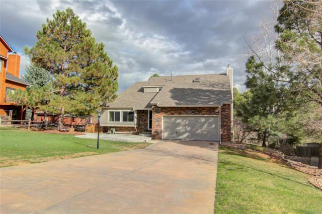 9734 E Villasur Court, Parker, CO 80134 (#5529851) :: The Dixon Group