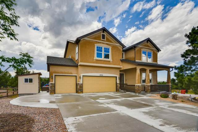 19936 Alexandria Drive, Monument, CO 80132 (#5529937) :: Bring Home Denver with Keller Williams Downtown Realty LLC