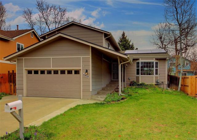 6436 S Galena Court, Englewood, CO 80111 (#5530564) :: The Peak Properties Group