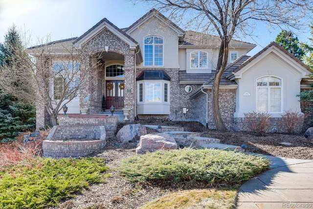 10172 Prestwick Trail, Lone Tree, CO 80124 (#5530651) :: Colorado Home Finder Realty