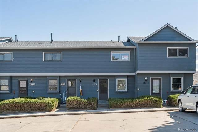 18216 W 3rd Place, Golden, CO 80401 (MLS #5531078) :: Kittle Real Estate
