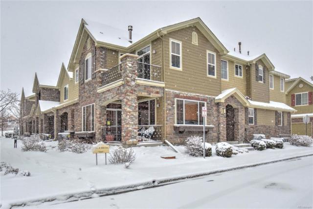 15342 W 66th Avenue C, Arvada, CO 80007 (#5531555) :: The Peak Properties Group