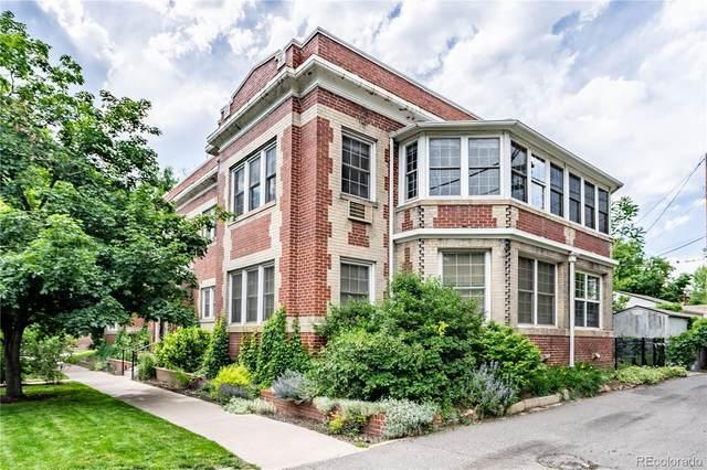 1301 E 9th Avenue #103, Denver, CO 80218 (MLS #5532212) :: Find Colorado