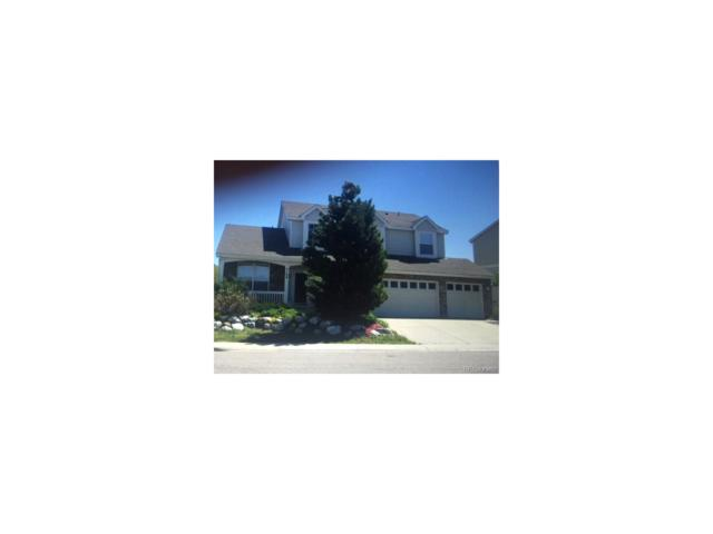 7196 Campden Place, Castle Pines, CO 80108 (MLS #5532325) :: 8z Real Estate